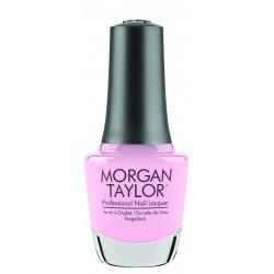 "Morgan Taylor ""Plumette With Excitement"", 15 ml - лак для ногтей ""Веселая Плюметт"""