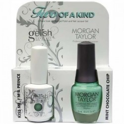 GELISH/MORGAN TAYLOR Once Upon A Dream DUO - набор Once Upon A Dream (01594 + 50085 по 15 мл)