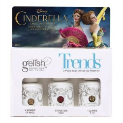 "GELISH Trends Kit Cinderella Collection - набор гель-лаков ""Trends"" (01060, 01061, 01062 по 15 мл)"