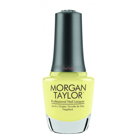 "Morgan Taylor ""Days In The Sun"", 15 ml - лак для ногтей ""Солнечные дни"""