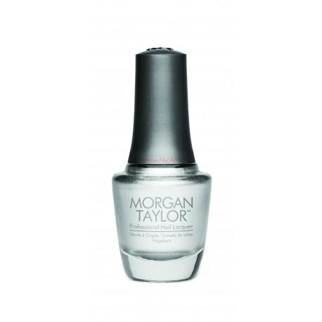 "Morgan Taylor ""Chrome Base"", 15 ml - лак для ногтей ""Хромовая база"", 15 мл"