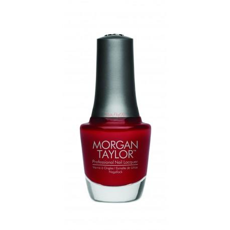 """Morgan Taylor """"Cherry"""", 15 ml - лак для ногтей """"Вишня"""", 15 мл"""