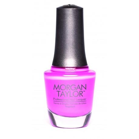 "Morgan Taylor ""Let's Go To The Hop"", 15 ml - лак для ногтей ""Пошли на танцы!"", 15 мл"