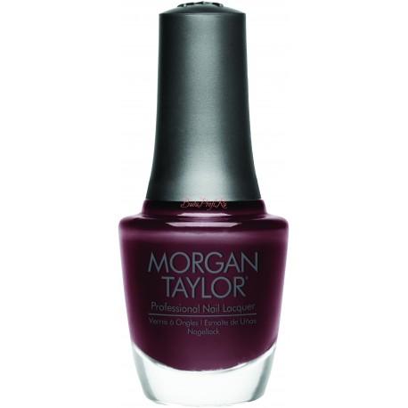 "Morgan Taylor ""A Little Naughty"", 15 ml - лак для ногтей ""Маленькая шалунья"", 15 мл"