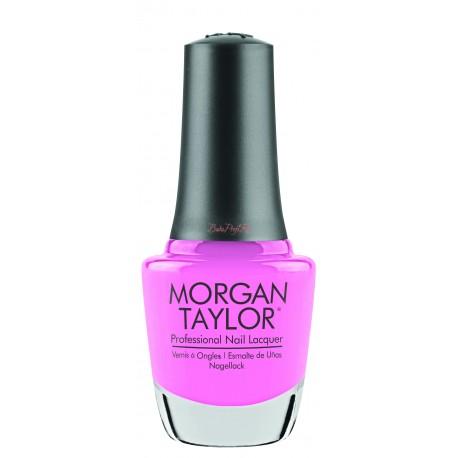 "Morgan Taylor ""Look at You, Pink-achu!"", 15 ml - лак для ногтей ""Розовый пикачу!"", 15 мл"