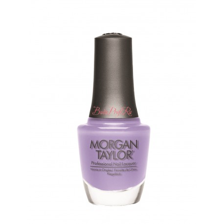 "Morgan Taylor ""Po-Riwinkle"", 15 ml - лак для ногтей ""Энергия По"", 15 мл"