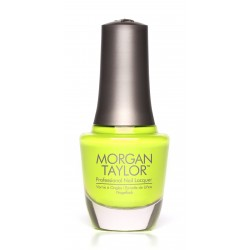 """Morgan Taylor """"Watt Yel-lookin At?"""", 15 ml - лак для ногтей """"Посмотри на мой желтый"""", 15 мл"""