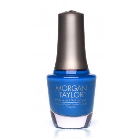 "Morgan Taylor ""Don' t Touch Me, I'm Radioactive"", 15 ml - лак для ногтей ""Руками не трогать"", 15 мл"