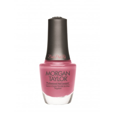 "Morgan Taylor ""Rose-Y Cheeks"", 15 ml - лак для ногтей ""Розовые щечки"", 15 мл"