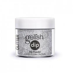 "Gelish DIP powder ""Time To Shine"", 23g - акриловая пудра ""Будь яркой"""