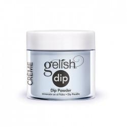 """Gelish DIP powder """"Water Baby"""", 23g - акриловая пудра """"Голубая акварель"""""""