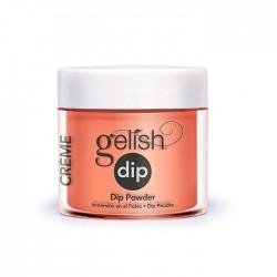 "Gelish DIP powder ""Sweet Morning Dew"", 23g - акриловая пудра ""Утренняя роса"""