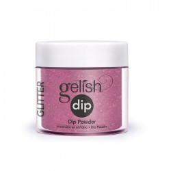 """Gelish DIP powder """"Too Tough To Be Sweet"""", 23g - акриловая пудра """"Сладкий и гадкий"""""""