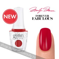 "GELISH ""A Kiss From Marilyn"", 15 ml - гель-лак"