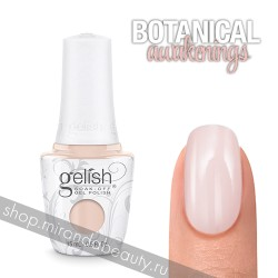 "GELISH ""Prim-Rose And Proper"", 15 ml - гель-лак ""Бархатная роза"", 15 мл"
