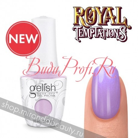 "GELISH ""All The Queen's Bling"", 15 ml - гель-лак"
