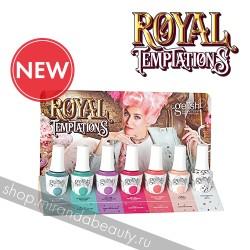 GELISH Royal Temptations Collection 7pc. - коллекция гель-лаков (7 шт. по 15 мл.)