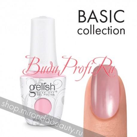 """GELISH """"Pink Smoothie"""", 15 ml - гель-лак """"Розовый смуси"""", 15 мл"""