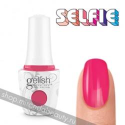 "GELISH ""Pretty as a Pink-Ture"", 15 ml - гель-лак ""Розовое настроение"""
