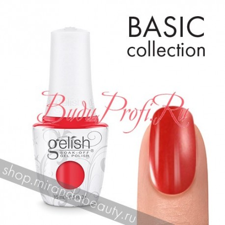 "GELISH ""Tiger Blossom"", 15 ml - гель-лак ""Успешная тигрица"""