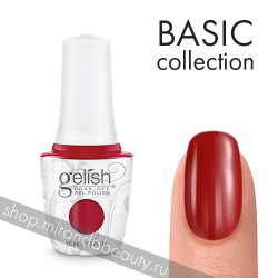 "GELISH ""Red Roses"", 15 ml - гель-лак"