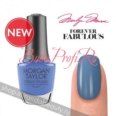 "Morgan Taylor ""Blue-Eyed Beauty"", 15 ml - лак для ногтей"