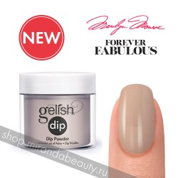 "Gelish DIP Powder ""She's A Natural"", 23g - акриловая пудра"