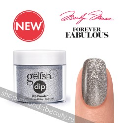 "Gelish DIP Powder ""Diamonds Are My BFF"", 23g - акриловая пудра"