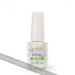 GELISH MINI Nourish, 9 ml - масло для ногтей и кутикулы