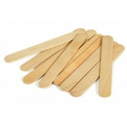 Шпатель деревянный широкий 100 шт