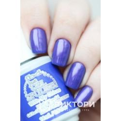 IBD, гель-лак №66991, With My Chicas, 14 мл. Сливово-фиолетовый, с микроблеском и перламутром