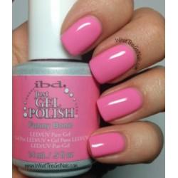 IBD, гель-лак №56548, Funny Bone, 14 мл. Насыщенная розовая эмаль