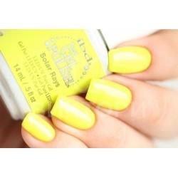 IBD, гель-лак №56533, Solar rays, 14 мл. Неоновый желтый, полупрозрачный