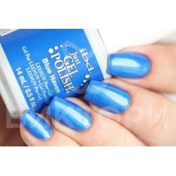 IBD, гель-лак №56532, Blue Haven, 14 мл. Синий, шиммерный, не плотный