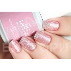 IBD, гель-лак №56690, Debutante Ball, 14 мл. Розовый, полупрозрачный, с блестками