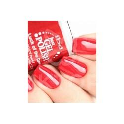 IBD, гель-лак №56676, Luck of the Draw, 14 мл. Классическая красная плотная эмаль
