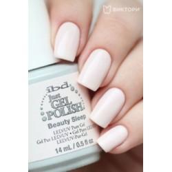IBD, гель-лак №57055, Beauty Sleep, 14 мл. Нежная эмаль светло-розового оттенка.