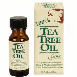 GENA, масло чайного дерева Tea Tree Oil, 14.7 мл.