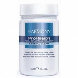 HARMONY, прозрачная акриловая пудра Crystal Clear Powder, 660 г.