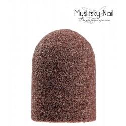 Колпачок песочный шлифовальный 16 мм (Средняя 150 грид)