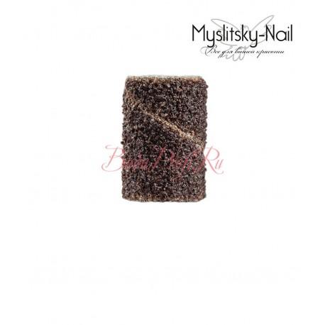 Колпачок песочный шлифовальный 6 мм (Грубая 80 грид)