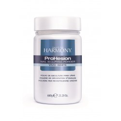 HARMONY ProHesion Vivid White Powder, 660 g - ярко-белая акриловая пудра, 660 г