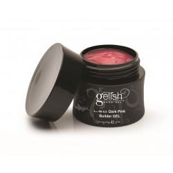 GELISH Hard Gel - Dark Pink Builder Gel, 15 ml - плотный розовый конструирующий гель, 15 мл