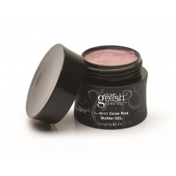 GELISH Hard Gel - Cover Pink Builder Gel, 15 ml. - камуфлирующий розовый констр. гель