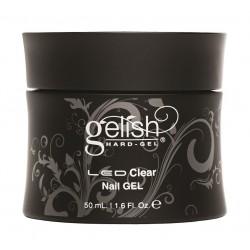 GELISH Hard Gel - Clear Gel, 50 ml - прозрачный укрепляющий гель, 50 мл