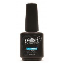GELISH Hard Gel - No Cleanse Sealer, 15 ml - финиш-гель для перекрытия геля, 15 мл