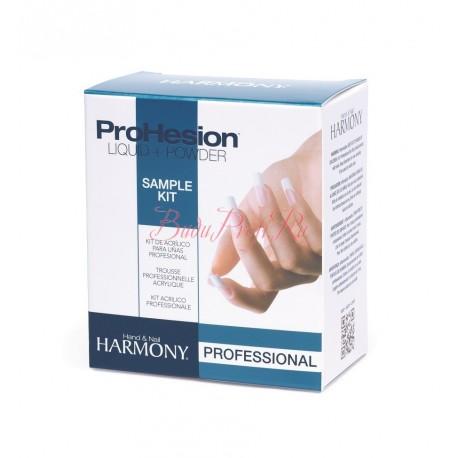 HARMONY ProHesion Sample Kit - пробный набор для моделирования акриловых ногтей