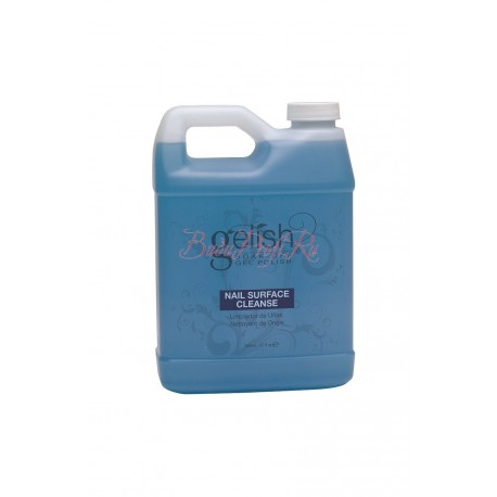 GELISH Nail Surface Cleanse, 960 ml - препарат для удаления липкого слоя
