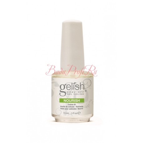 GELISH MINI Nourish, 15 ml - масло для ногтей и кутикулы
