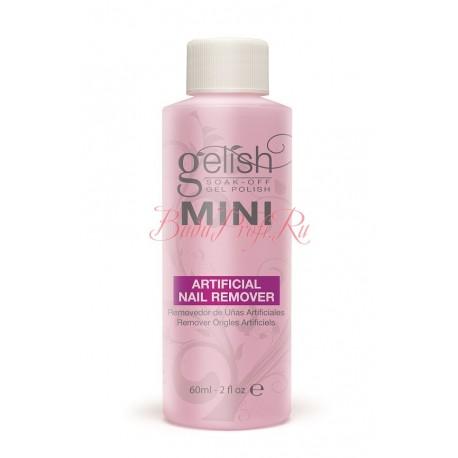 GELISH MINI Artificial Nail Remover, 60 ml - препарат для удаления растворяемых гелей